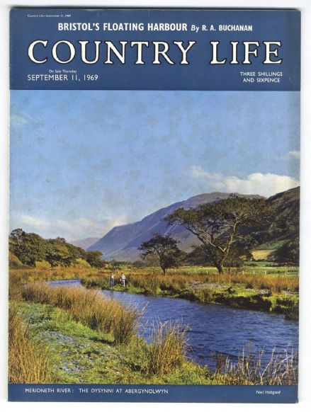 1969 COUNTRY LIFE Magazine 11 Sep ABERGYNOLWYN Georgina Fuller KINMEL Burghley Horse Trials BRISTOL HARBOUR